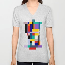 MODERNISM TWO Unisex V-Neck