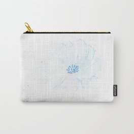 Ghost Flower Carry-All Pouch
