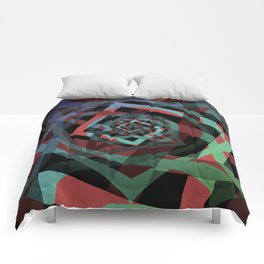 Celtic Droste Pattern Comforters