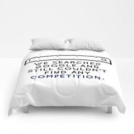 Champion Winner Zenith Best Top Number One Uno Ace Boss Comforters