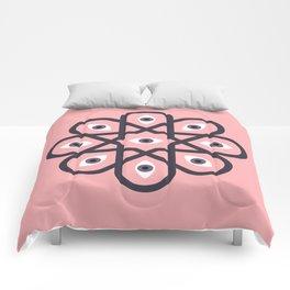EYES IV Comforters