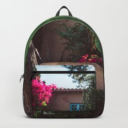 Hollywood Cactus and Flowers Backpack