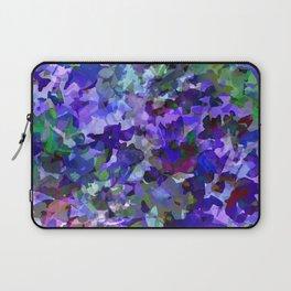 Deep Violet Woods Laptop Sleeve