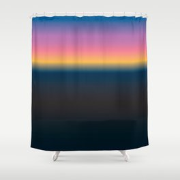 SNST:4 (Alpbach) Shower Curtain