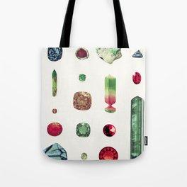 Precious Stones Tote Bag