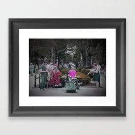 Washington Square (NY) Framed Art Print