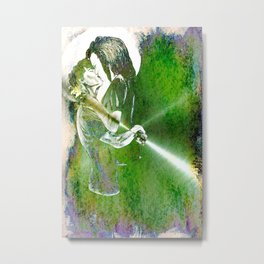 Stephen and Willow 3 Metal Print