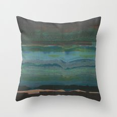 Untitled 20140915a (The Explorers) Throw Pillow