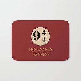 Hogwarts Express - Platform 9 3/4 Bath Mat