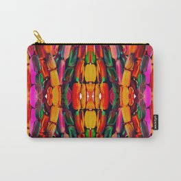 For the World Sugarcane - Alicia Jones - Pattern Carry-All Pouch