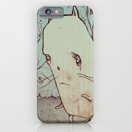 Ghost Cat iPhone & iPod Case