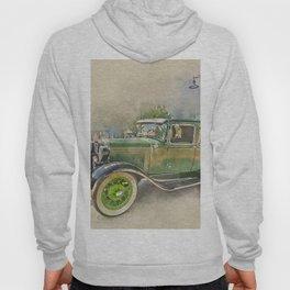 Classic Car Hoody