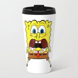 Spongebob Scream Travel Mug