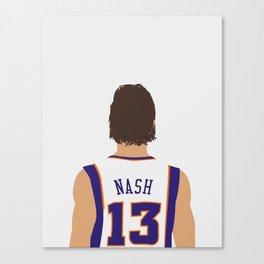 Steve Nash Canvas Print