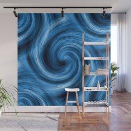 Whirlpool Wall Mural