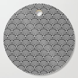 Op Art 147 Cutting Board