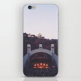Hollywood Bowl- Summer, 2014 iPhone Skin