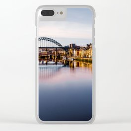 Tyne Riverside Clear iPhone Case