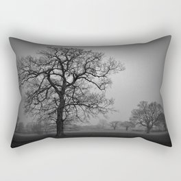 Winter day Rectangular Pillow