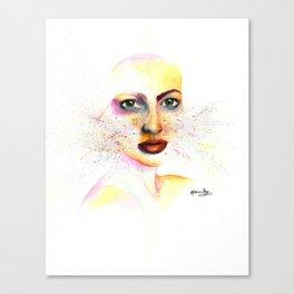 Striking Exposure Canvas Print