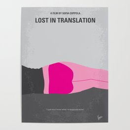 No287 My Lost in Translation mmp Poster