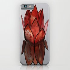 Glass Blossom on Water iPhone 6s Slim Case