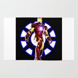 Iron Logo Rug