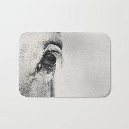 HorSe (V2 grey) Bath Mat