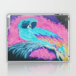 Macaw Parrot Inverted  Laptop & iPad Skin