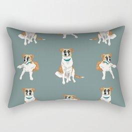Roo! Rectangular Pillow