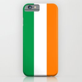 Flag of the Republic of Ireland iPhone Case