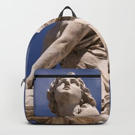 WHITE ANGEL of SICLY Backpack