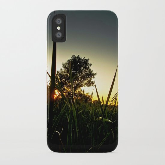Slice of the Sky iPhone Case