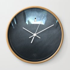 Number 28 Wall Clock