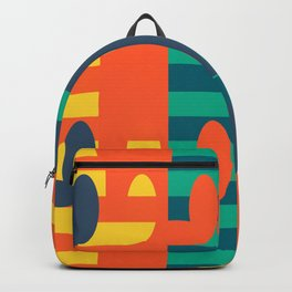 Cactus view Backpack