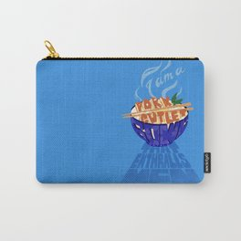 Pork Cutlet Bowl Fatale Carry-All Pouch