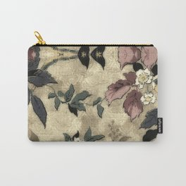 Viintage Tapestry Carry-All Pouch