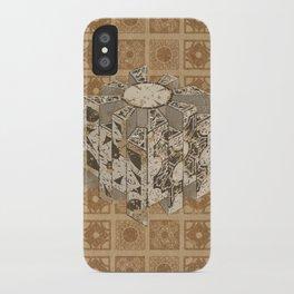 Hellraiser Puzzlebox C iPhone Case
