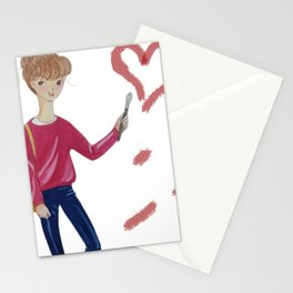 Love Matters Stationery Cards