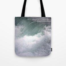 wave motion // no. 7 Tote Bag