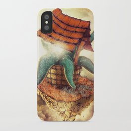 The Wormhole iPhone Case