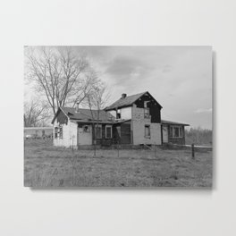 Only Thirteen More Payments - part 2... Metal Print