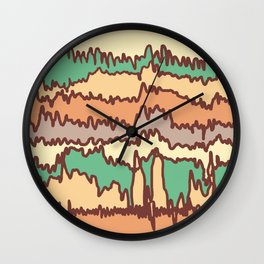 Your Brain, Sleepwalking Wall Clock