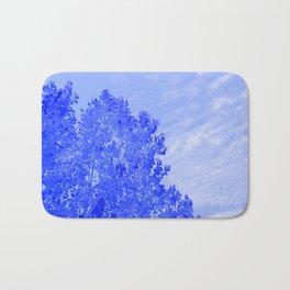 Blue Day Bath Mat