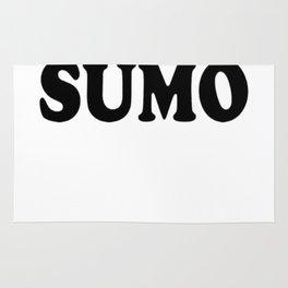 I love Sumo wrestling Rug