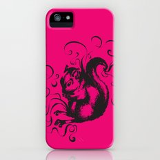 Squirrel Color Slim Case iPhone (5, 5s)