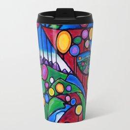 Candy Valley Travel Mug