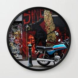 Hosier Lane Wall Clock