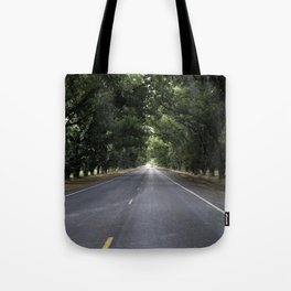 A nice summer evening drive Tote Bag