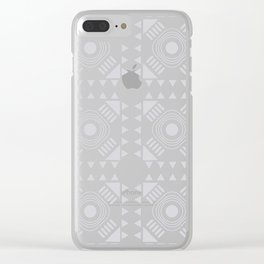 Eli Grey Clear iPhone Case